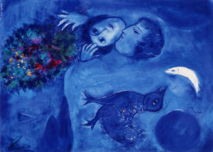 Chagall, love and life