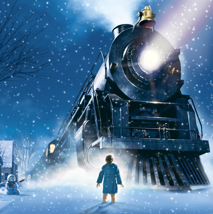 Natale, The polar express