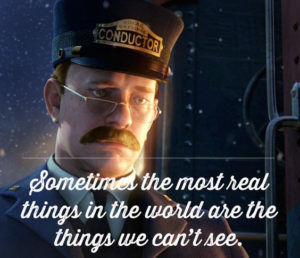 "Natale, ""The polar express"""